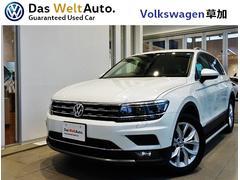 VW ティグアンTDI Highline 4MOTION Democar