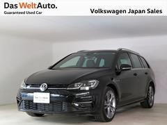 VW ゴルフヴァリアントTSI Rライン テクノロジーP DCC ワンオーナー