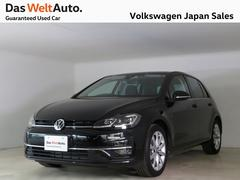 VW ゴルフTSIコンフォートライン テックエディションデモUP認定中古