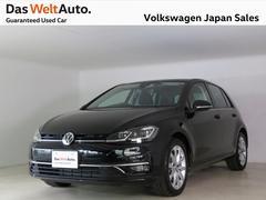 VW ゴルフTSIコンフォートライン Tech Edition元デモカー