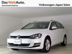 VW ゴルフヴァリアントアニバーサリーエディション 限定車 ACC 認定中古車