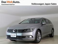 VW パサートヴァリアントTSI エレガンスライン TECHエディション 弊社デモカー