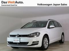 VW ゴルフヴァリアントTSIコンフォートライン 追従ACC  ワンオーナー