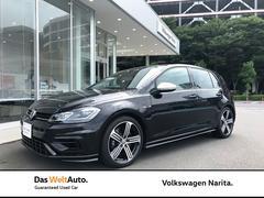 VW ゴルフRR VW認定中古車 ACC機能 ディスカバープロ RVC