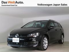 VW ゴルフヴァリアントTSIハイラインBMT 1オーナ禁煙ナビBカメラ認定中古車