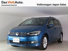 VW ゴルフトゥーランTSI ハイライン スライディングルーフ ワンオーナー