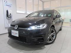 VW ゴルフヴァリアントTSI R−Line DCC