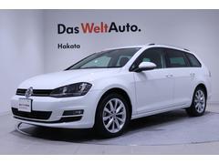 VW ゴルフヴァリアントTSI Highline BMT Discover Pro