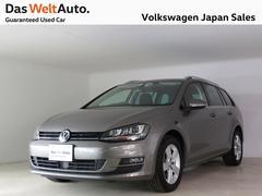 VW ゴルフヴァリアントアニバーサリーエディション1オーナ禁煙Bカメラシートヒーター