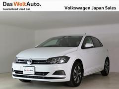 VW ポロTSI コンフォートラインデイスカバープロPKG 元試乗車