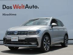 VW ティグアンTDI 4MOTION RーLINE ACC 認定中古車