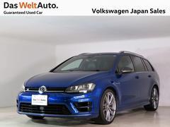 VW ゴルフRヴァリアントR Carbon Style Leather Navi