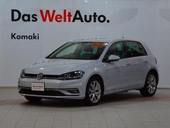 VW ゴルフTSI ハイライン テクノロジーパッケージ付 認定中古車