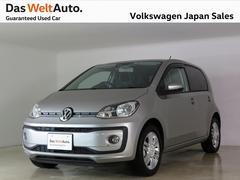 VW アップ!ハイアップ インフォパッケージ DWA認定中古車