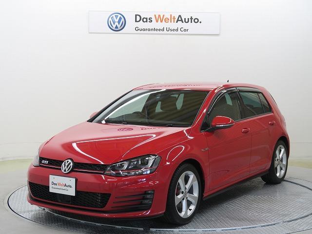 フォルクスワーゲン GTI Volkswagen認定中古車 ワンオーナー
