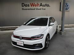 VW ポロGTI GTI ACTIVE INFO