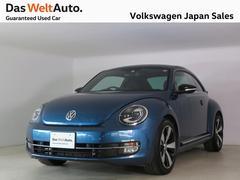 VW ザ・ビートルターボ SDナビ ETC ワンオーナー禁煙 認定中古車