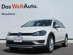 VW ゴルフオールトラックTSI 4モーション LED ナビ 4WD 認定中古車