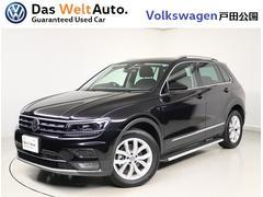 VW ティグアンTDI Highline4MOTIONデモカーサイドステップ