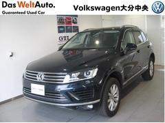 VW トゥアレグ V6 Upgrade Package