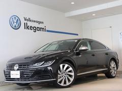 VW アルテオンTSI 4MOTION Elegance サンルーフ 茶内装