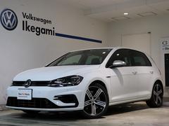 VW ゴルフRR 後方支援 9.2インチナビ 液晶メーター 禁煙 衝突軽減