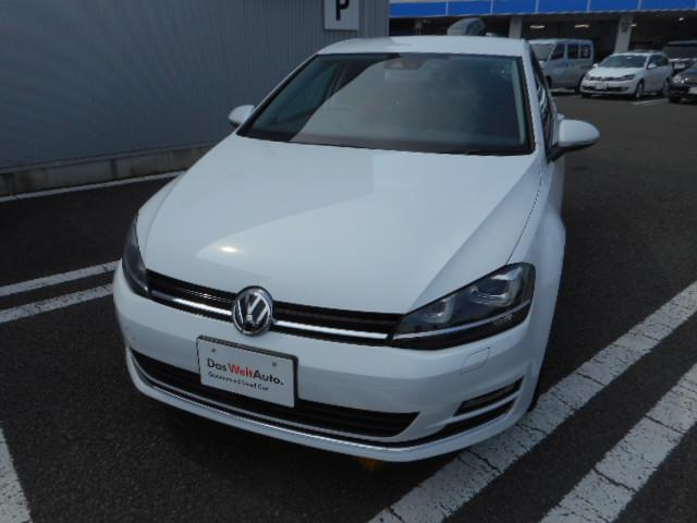 フォルクスワーゲン TSI Highline BlueMotion Technology