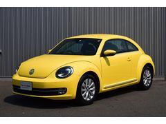 VW ザ・ビートルジャーニー ワンオーナー 記録簿 ETC SDナビ フルセグ