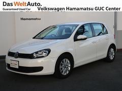 VW ゴルフトレンドライン 1オーナー 禁煙車 純正ナビ 認定中古車