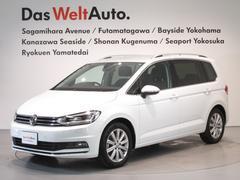 VW ゴルフトゥーランTDI Highline ディーゼルターボ メーカー保証付