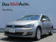 VW ゴルフTSI コンフォートライン ACC リアカメラ 認定中古車