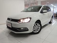 VW ポロTSI Comfortline 純正ナビ ACC 認定中古車