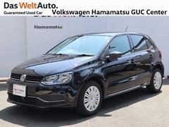 VW ポロトレンドライン 1オーナー 禁煙車 認定中古車 ハンズフリー