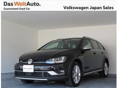 VW ゴルフオールトラックTSI4モーション ナビ キセノン ACC 認定中古車