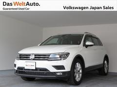 VW ティグアンTSI ハイライン スライディングルーフ ワンオーナー
