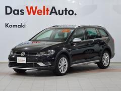 VW ゴルフオールトラックTSI 4MOTION 認定中古車