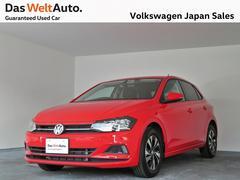 VW ポロTSI Comfortline ナビ カメラ 認定中古車