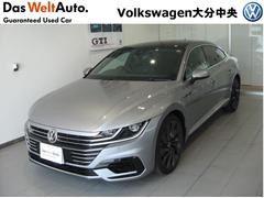 VW アルテオンR−Line 4MOTION Advance DEMO CAR