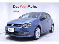 VW ポロ BlueGT Navi ETC RVC