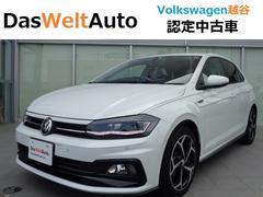VW ポロTSI R−Line NAVI ETC