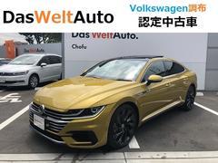 VW アルテオンR−Line 4MOTION Advance Democar