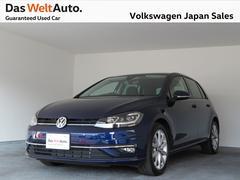 VW ゴルフTSI Comfortlineテックエディション1オーナ禁煙