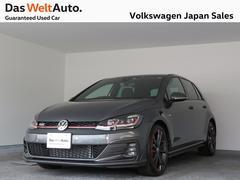 VW ゴルフGTIGTI ダイナミック DCC ワンオーナー DWA認定中古車