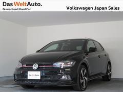 VW ポロGTIGTI ナビ テクノロジーPKG 1オーナ禁煙 認定中古車