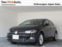 VW ポロTSIハイライン ACC  ナビ カメラ 認定中古車