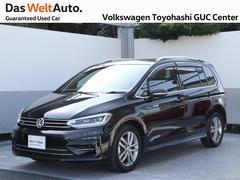 VW ゴルフトゥーランTSI R−Line 禁煙 認定中古車