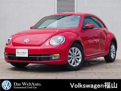VW ザ・ビートルDesign純正ナビETC 禁煙車 弊社下取1オーナー