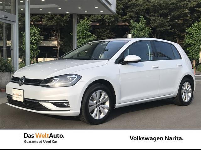 フォルクスワーゲン ゴルフ TSI C/L VW認定中古車 AC...