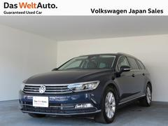 VW パサートヴァリアントTSI Eleganceline ACC ナビ 認定中古車