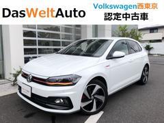 VW ポロGTIGTI 弊社試乗車 セーフティ テクノロジーPKG